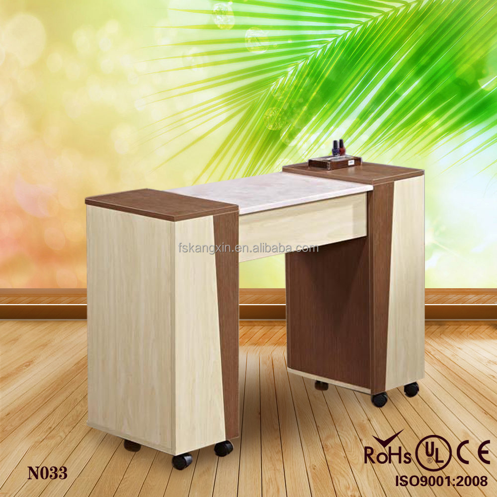 2015 nail salon manicure table (KZM-N033)