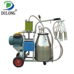 Factory directly produced mini used goat milking machine