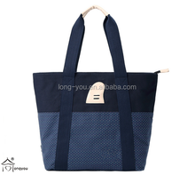 popular wholesale expandable shopping bagshopping cotton bag/canvas shopping tote bag