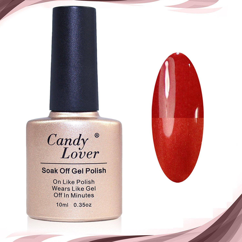 Candy Lover Color Changing Nail Polish Soak Off Gel Polish UV LED Nail Art 10ml #71
