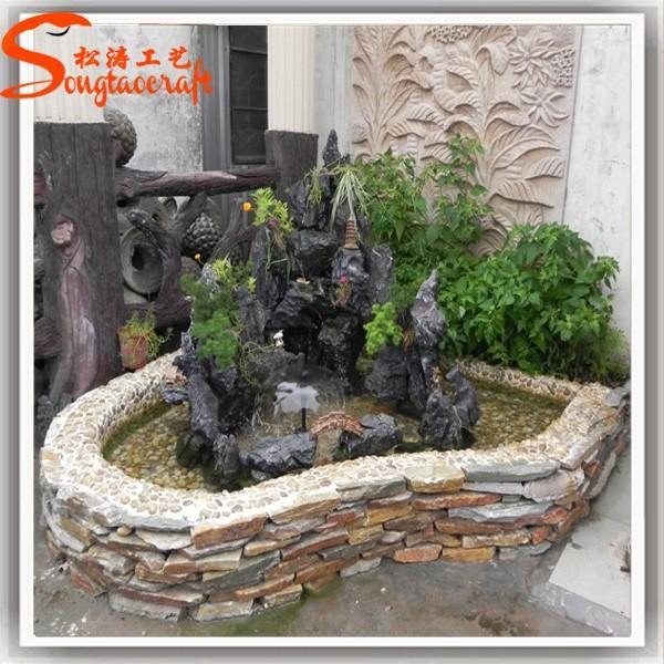 Chinese Fiberglass Indoor Fountains And Glass Waterfalls