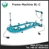 used auto body repair tool auto collion repair system frame machine for sale