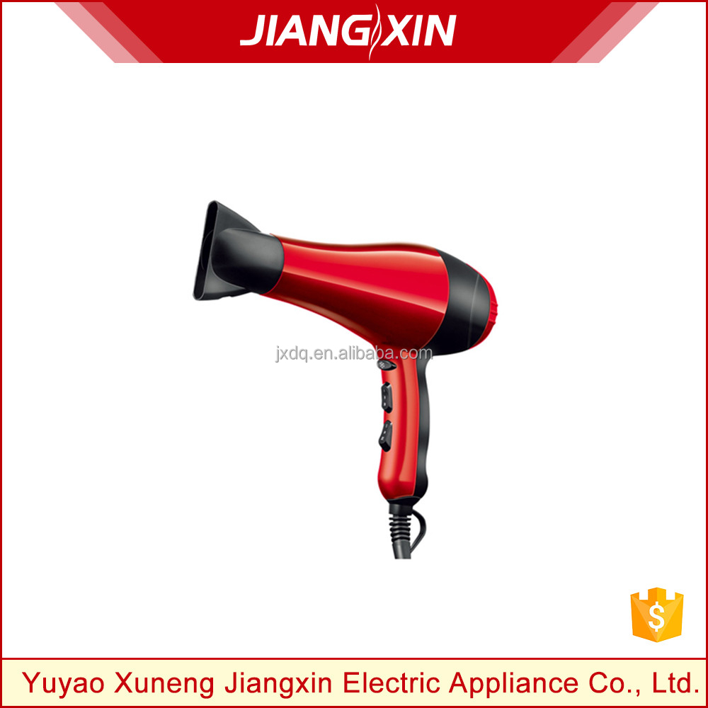 Professional no noise salon standing hair dryer