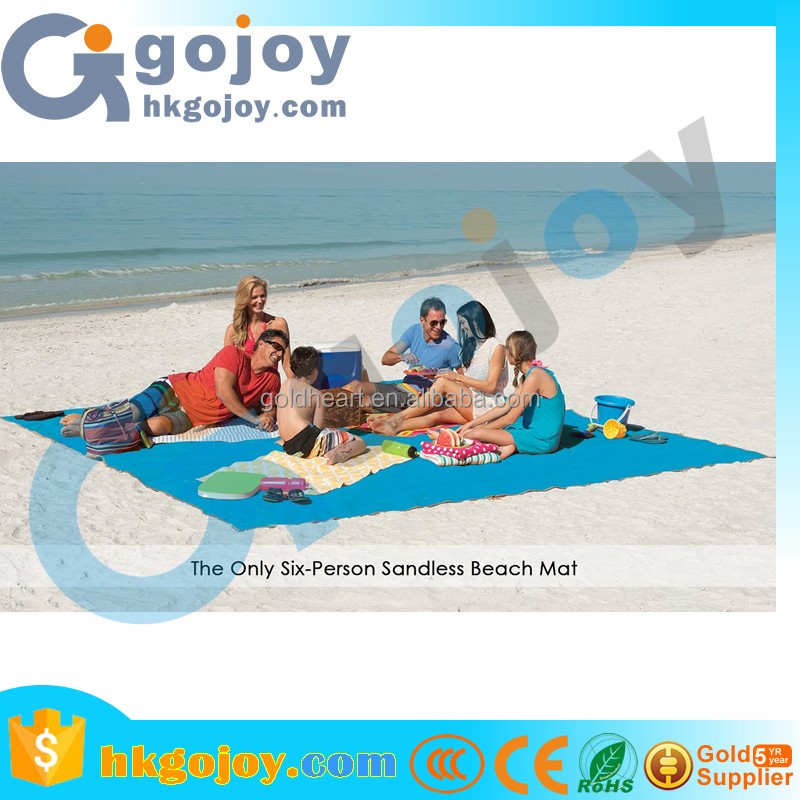 portable outside picnic beach plastic straw mats wholesales