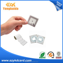 UHF H-3 rfid Passive Tag RFID UHF rfid tracking tags sticker with 3M adhesive sticker