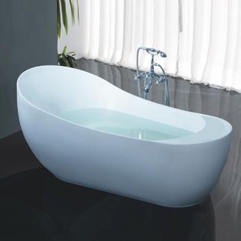 Bon Freestanding Bathtubs India/shower Soaking Bathtub/egg Shaped Bathtub