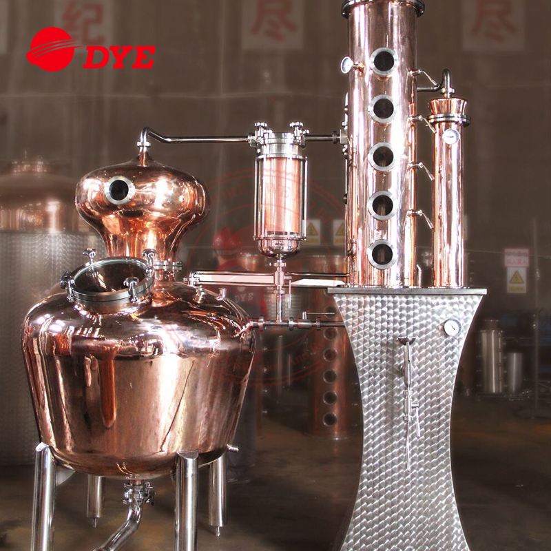 500l Copper Moonshine Still Vodka Distillery For Sale - Buy Moonshine  Still,Distillery,Vodka Distillery For Sale Product on Alibaba com
