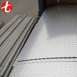 SUS410 Hot rolled stainless steel plate