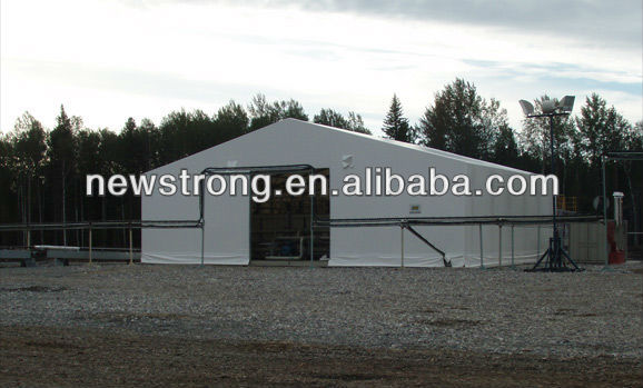 Super Large Prefabricated Steel Frame Warehouse