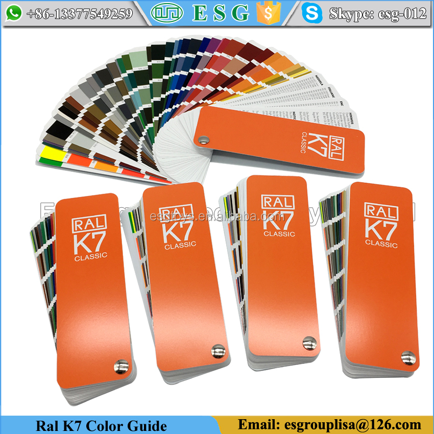 Ral Color Card, Ral Color Card Suppliers and Manufacturers at ...