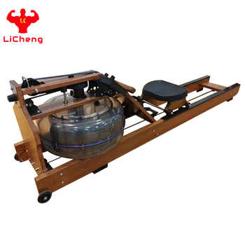 Ash Wood Frame Water Rowing Machine - Buy Rowing Machine,Water ...