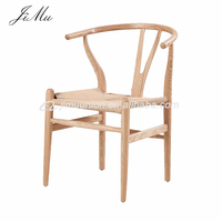 wholesale furniture Replica Hans Wegner Wishbone solid wood Y wishbone chairs restaurant