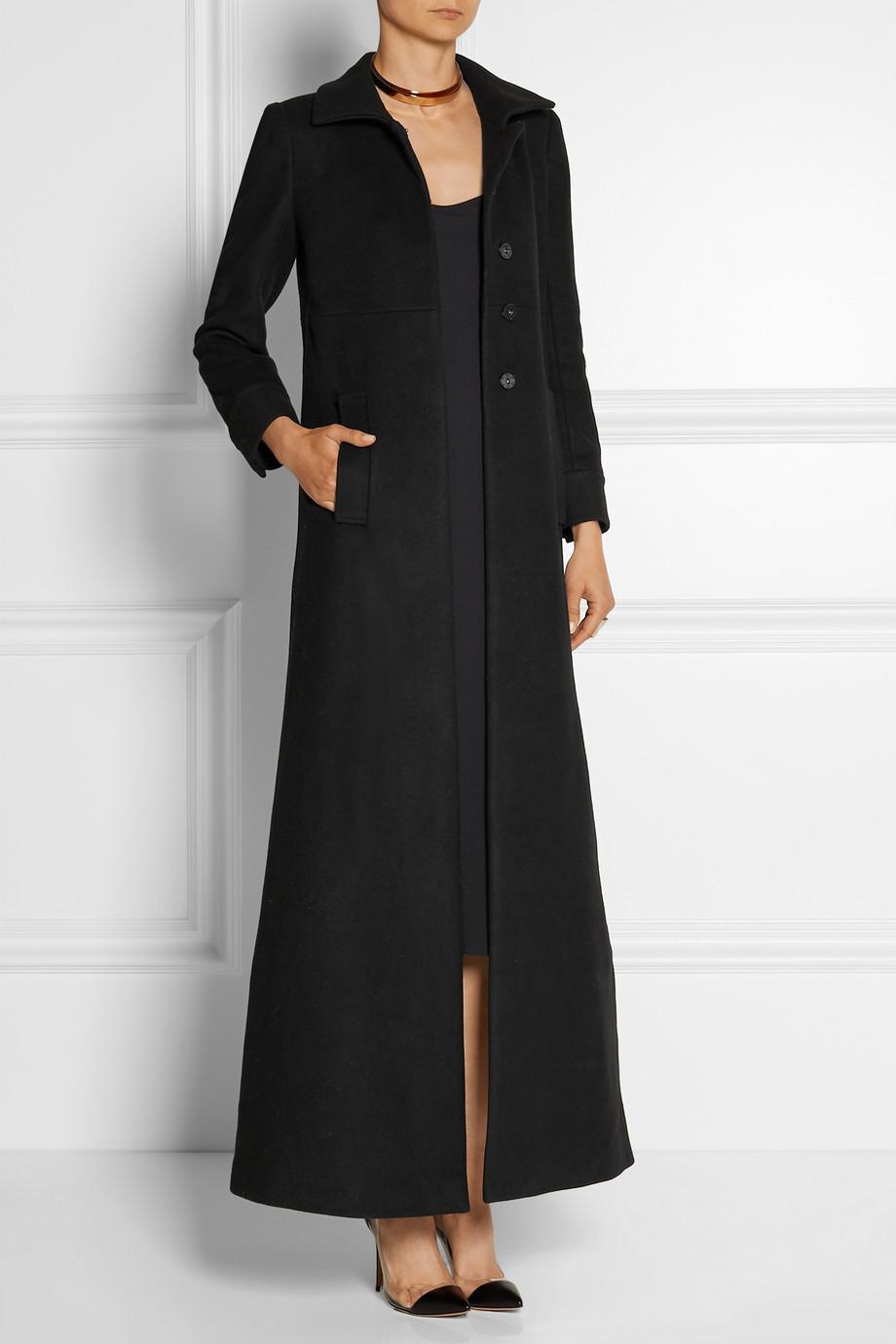 manteau long femme. Black Bedroom Furniture Sets. Home Design Ideas