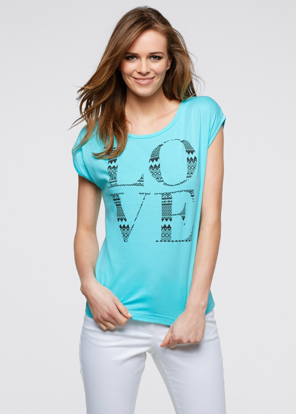 Fashion women t shirt tight t-shirt new model t shirt for women wholesale