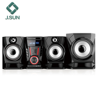 Newest best sound box hifi music system 2.1 karaoke speaker