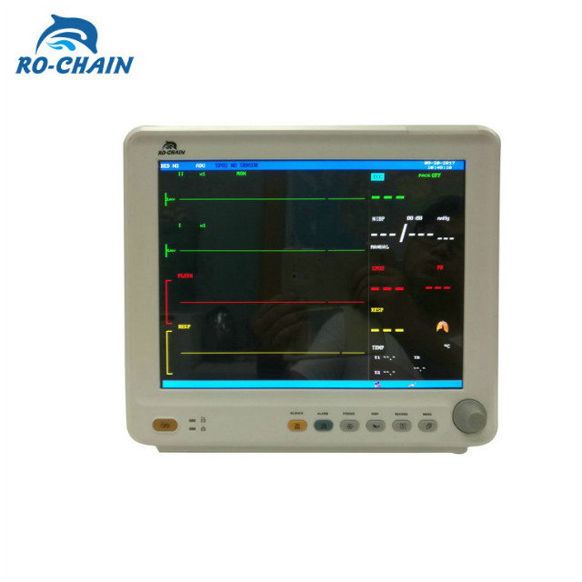 China factory price latest design multiparameter neonatal patient monitor