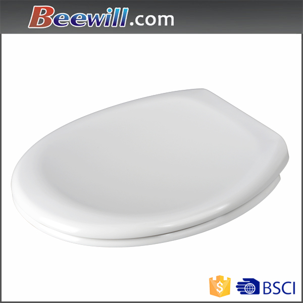 Soft Close Grey Toilet Seat Wenko Forano Thermoplastic Soft Touch