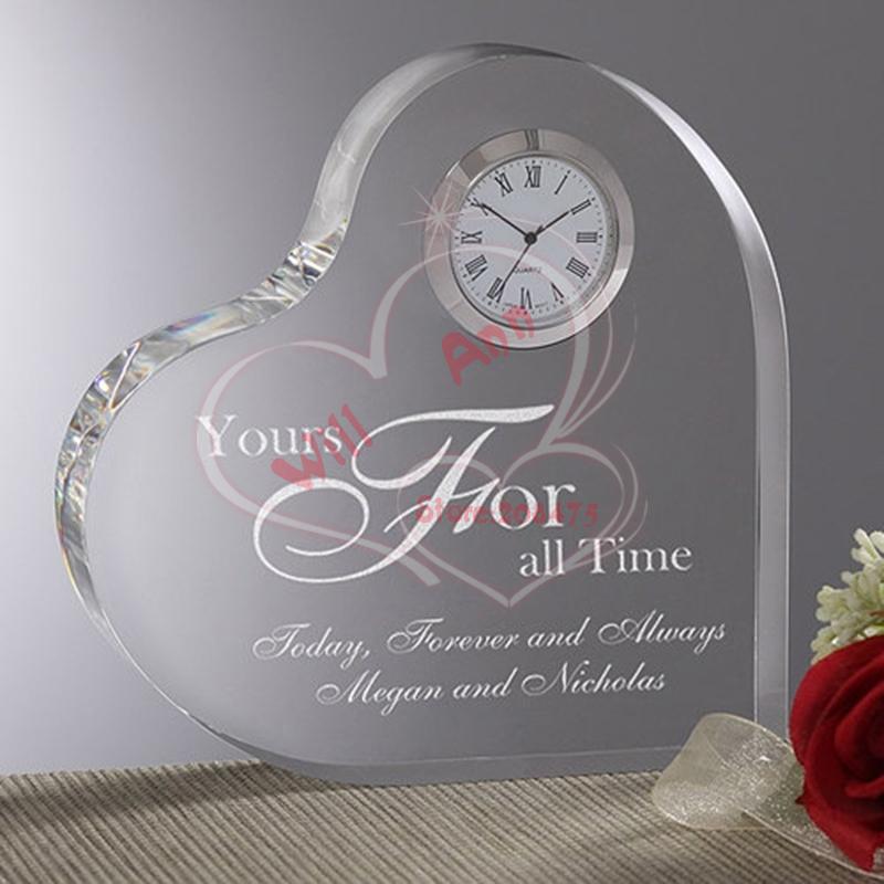 Wedding Clock Gift