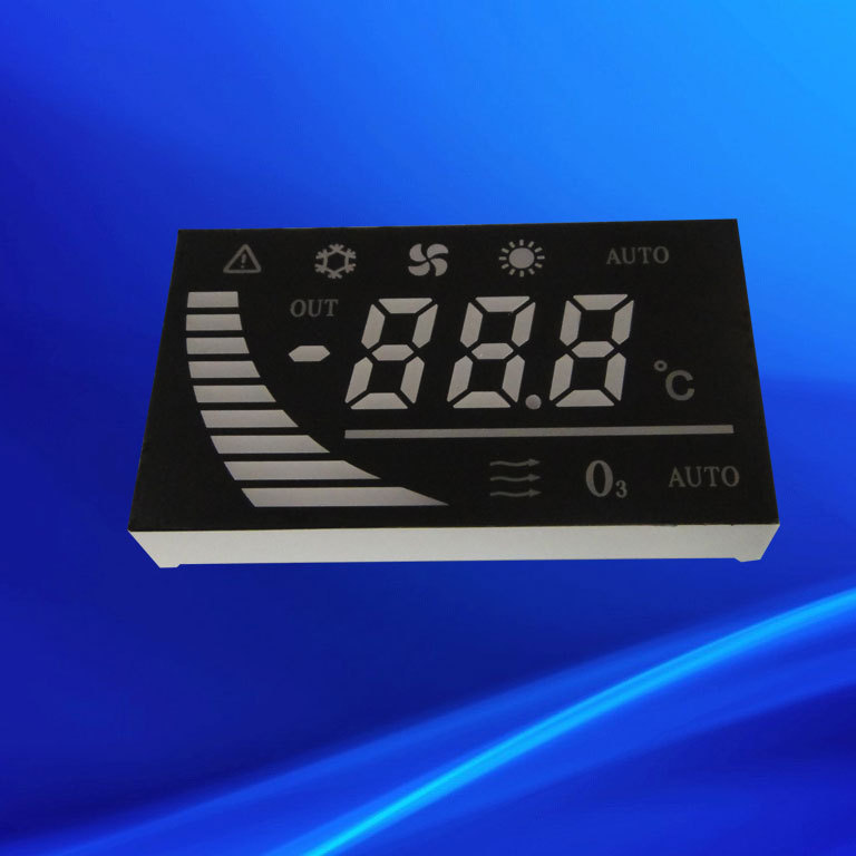 custom 7-segment display small led screen