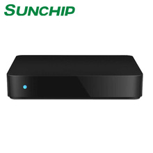 Migliore Versione Globale di Internet Tv Ricevitore Android 7.1 <span class=keywords><strong>PVR</strong></span> 4 K UHD Smart Tv Set Top Box Da Sunchip