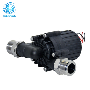 5 PV CU-BSP 12V DC Mini Circulation Pump Solar DC Pump for solar hot water heating system