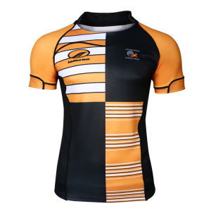 the latest 790d0 dcefa Wholesale Quick Dry Stretch Polyester Rugby Club Jersey Sublimation Custom  Rugby Jersey