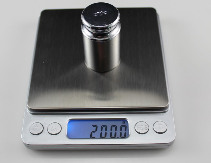 Best selling jewelry balance/digital kitchen scale I2000 3000g/0.1g