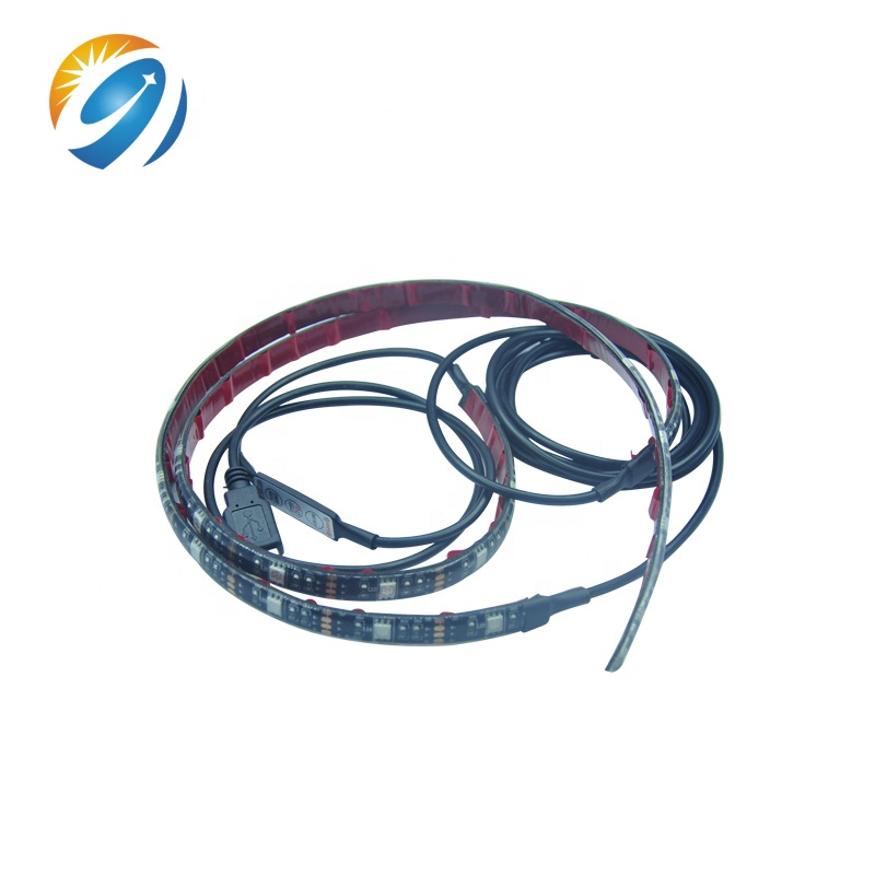 China Wholesale Quality Primacy <strong>Rgb</strong> Flashing Rechargeable Led Strip Light