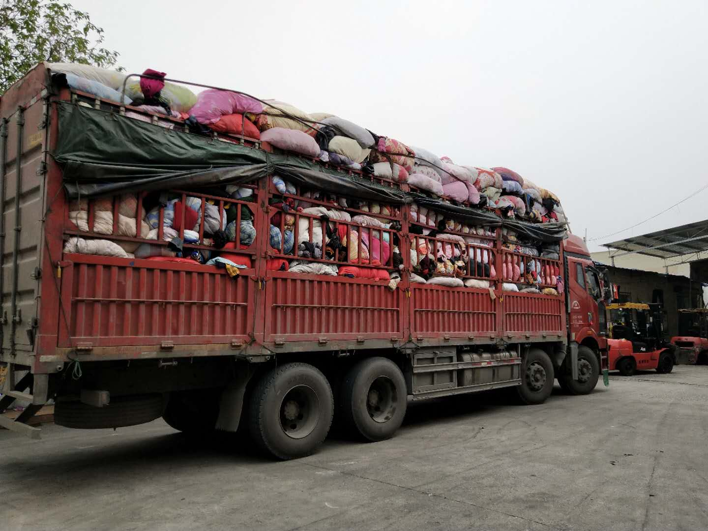 China Mixed Sorted second hand clothes of ADULT CARGO LONG PANTS pant cotton used clothes in bales