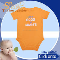 wholesale organic cotton eco baby t-shirt BB088