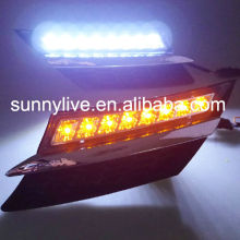 For TOYOTA RAV4 Fog Light LED Daytime Running Light 2014 year