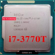 Core i7 3770T 2.5GHz 8M SR0PQ Low power consumption 45W Quad Core desktop processors Computer CPU Socket LGA 1155 pin