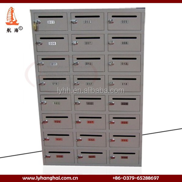 popular antique steel letter box commercial post box/customized mailboxes Wall mounted design mail box sale mailbox for letters