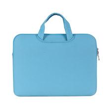 """Сумки для ноутбука 13 """"14"""" 15 """"15,6"""" мягкий чехол для ноутбука портативный портфель сумка для руля 13 14 15 дюймов для MacBook Pro Retina ультрабук(Китай)"""