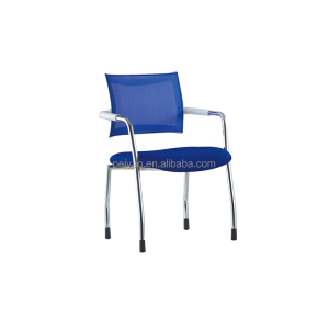 China Manufacturer Modern Design Plastic Stackable Student Chair for trainning center