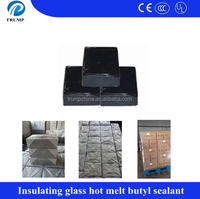 China supplier insulating glass butyl rubber hot melt adhesives