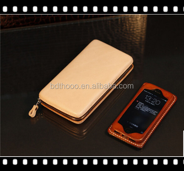 new arrival for iphone 6 wallet case ,zipper card holder wallet , zipper leather wallet for iphone 6