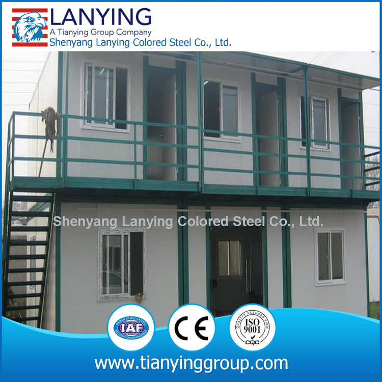 china low cost integrated mobile modular portable temporary prefab housing