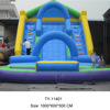 2016 large and cheap indoor inflatable bouncers for kids