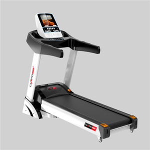 Commercial Gym Equipment AC Motorized Treadmill