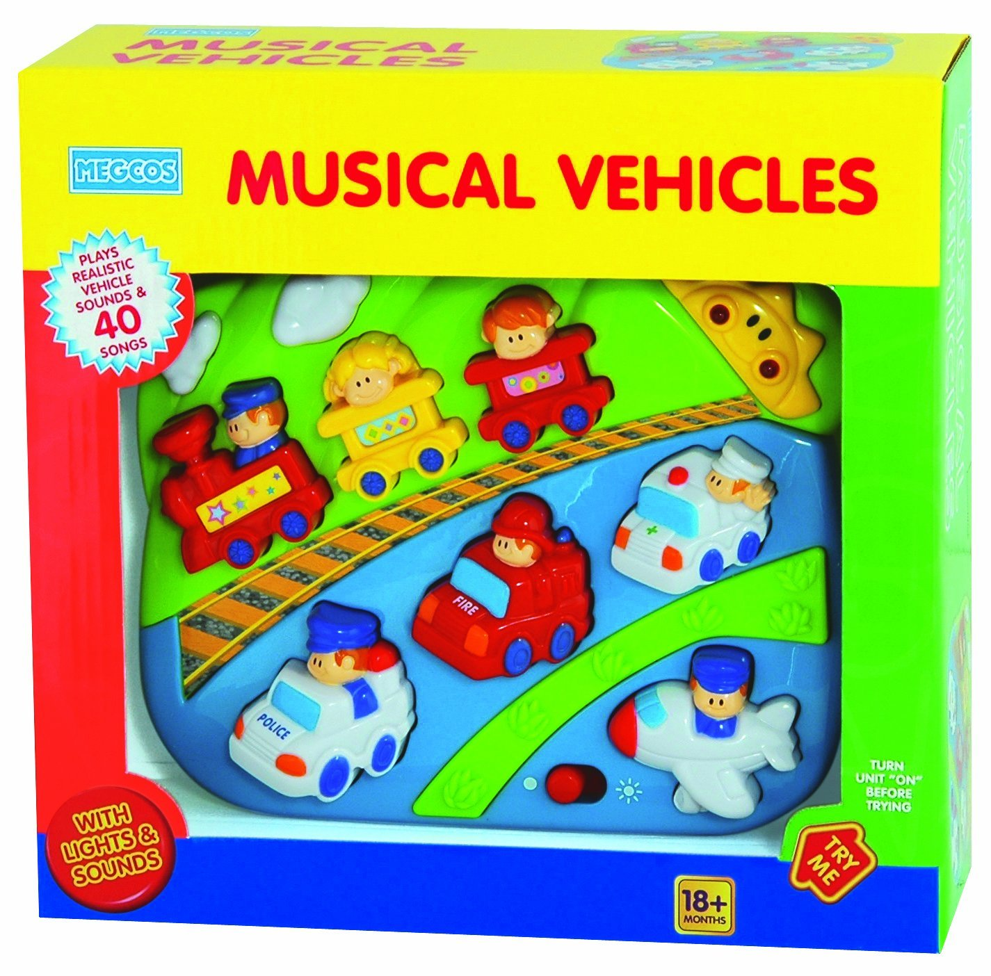 megcos Musical Vehicles