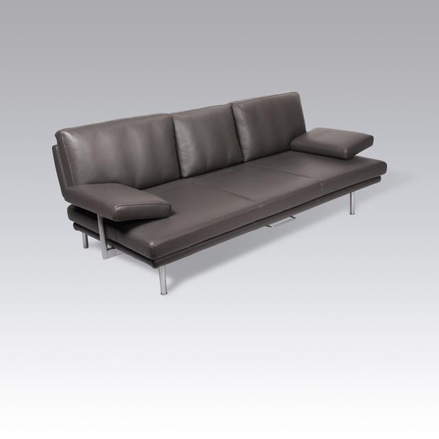Functional 3 Seats Living Platform Sofa