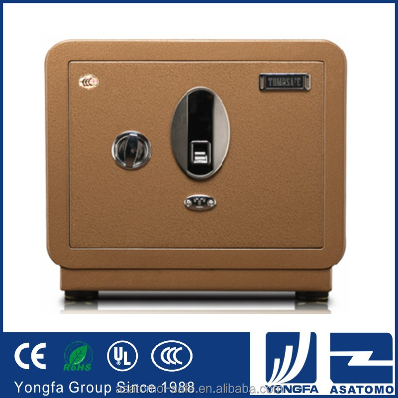 Guard against theft exquisite different sizes 2015 best selling safety box mail order digital box office hotel room safe