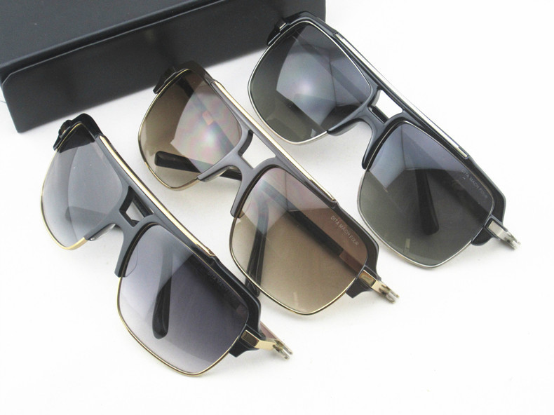 03b75788f0 Get Quotations · 2015 NEW DITA MACH FOUR SUNGLASSES Brand Sunglasses Men  Dita Mach Four Semi Metal Frame and