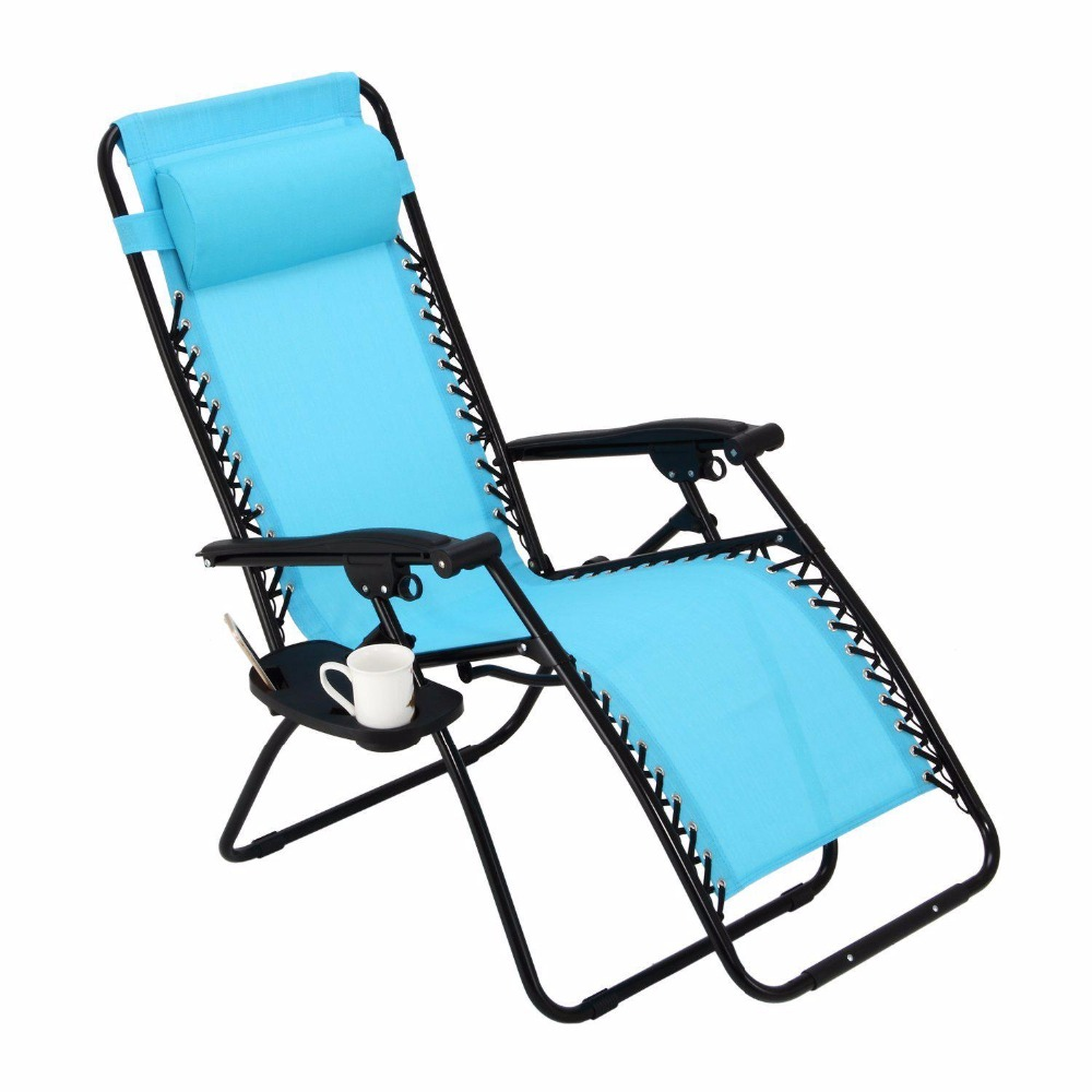 Folding Adjustable Beach Chair, oversize relax chair, Plastic Folding Chair