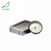 Double magnet surface thermometer mould magnetic thermometer