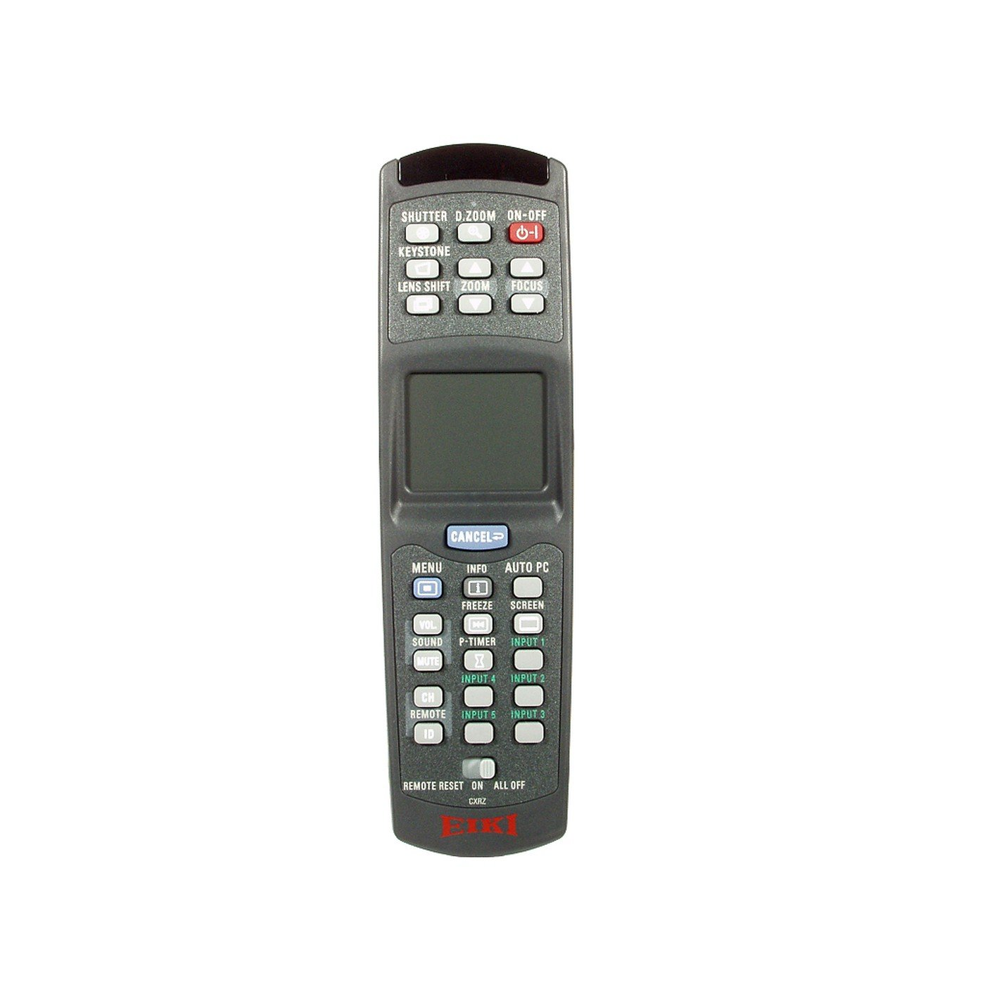 Cheap Frequency Lc Circuit Find Deals On Line Caller Id Get Quotations Eiki 945 068 1609 Radio Wired Projector Remote Control For Sx6a