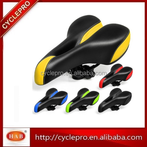 with center Vent Hole Moutain bike Saddle City Bicycle Saddle