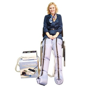 FDA CE approved pressotherapy lymphatic drainage machine