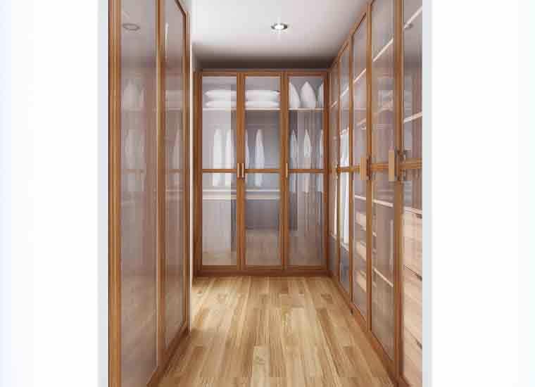 Australia Project Wooden Modern Design Clothes Cabinet Garderobe ...